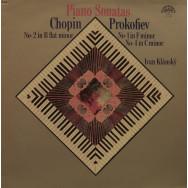 Ivan Klansky - Chopin - Piano Sonata No.2 / Prokofiev - Piano Sonata Nos. 1 and 4