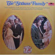 London Symphony Orchestra, Cyril Ornadel - The Strauss Family