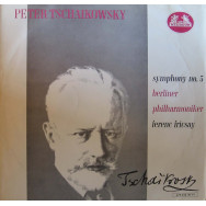Berlin Philharmonic Orchestra, Frenc Fricsay - Tchaikovsky Symphony No.5 in Em, Opus 64