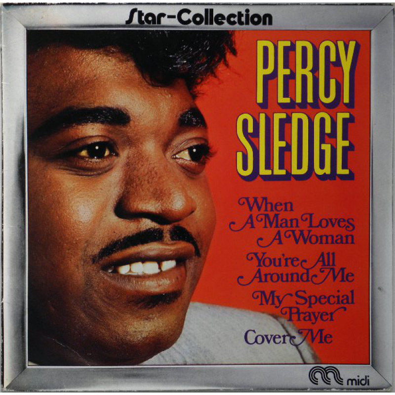 Percy Sledge – Star-Collection