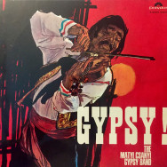 The Matyi Csanyi Gypsy Band ‎– Gypsy!