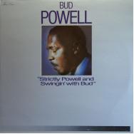 Bud Powell - Strictly Powell & Swingin` with Bud