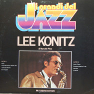 Lee Konitz - di Marcello Piras