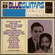 Various Artists - Blue Guitars Vol II / Eddie Lang, Lonnie Johnson