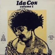 Ida Cox - Paramount Recordings in six Volumes, Volume 1