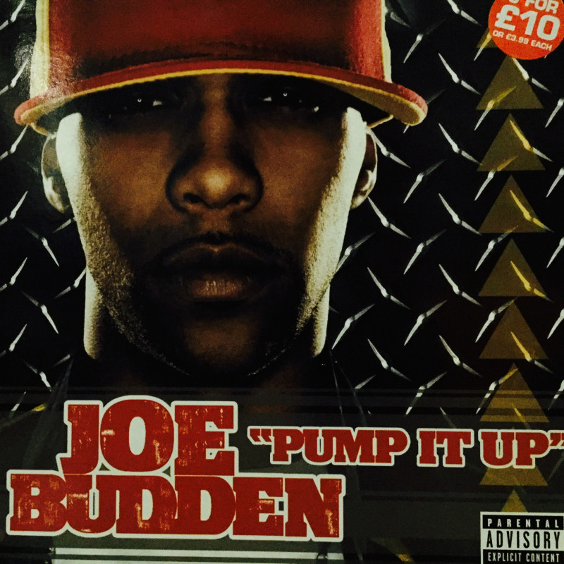 Joe Budden - Pump It Up / Drop Drop
