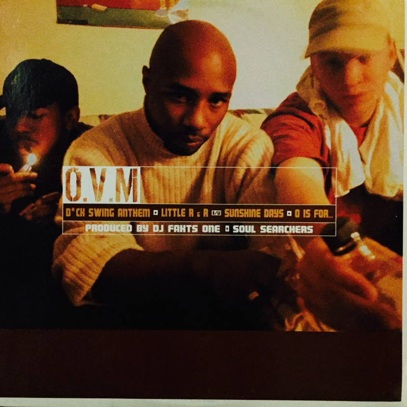 O.V.M. - Dick Swing Anthem / Little R & R / Sunshine Days / O Is For...
