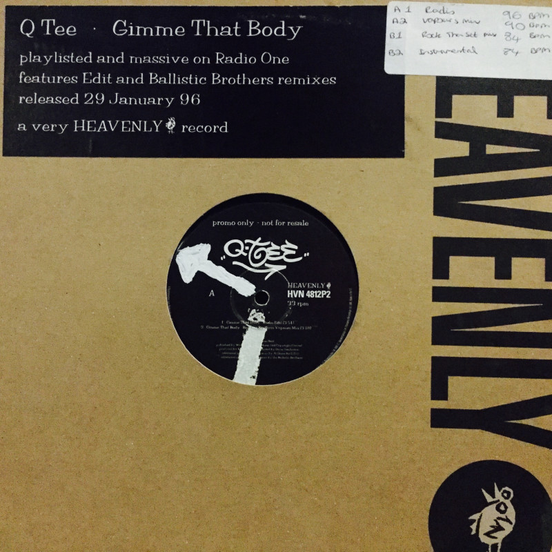 Q-Tee - Gimme That Body