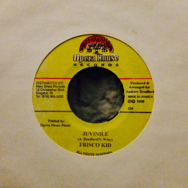 Frisco Kid Juvinile / War lord