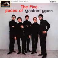 Manfred Mann – The Five Faces Of Manfred Mann